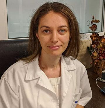 Doctor Grigoras Anca